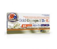 OLIMP Omega-3 65% D3, K2