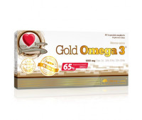 Olimp Gold Omega 3 65%