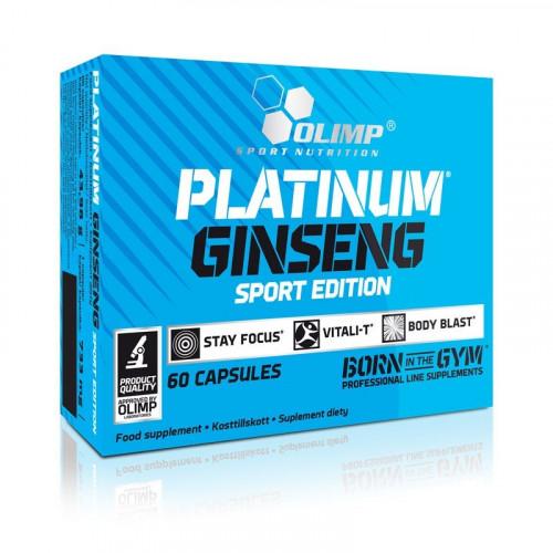 Фото Olimp Platinum Ginseng, женьшень