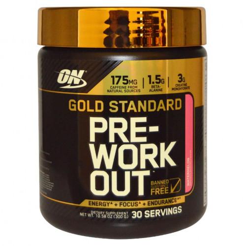 Фото Optimum Nutrition Gold Standard Pre Workout