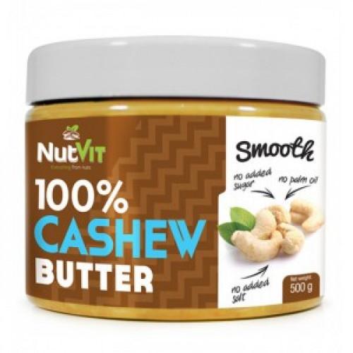 Фото Ostrovit Cashew Butter, паста из орехов кешью