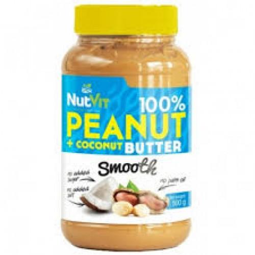 Фото Ostrovit Peanut Butter Coconut, арахисовая паста