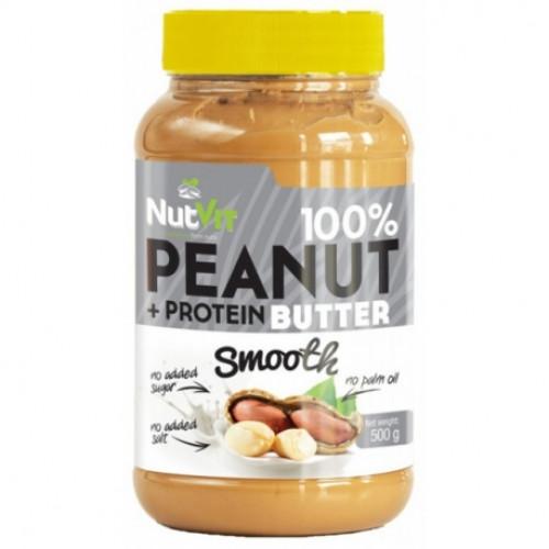 Фото Ostrovit Peanut Butter Protein. арахисовая паста