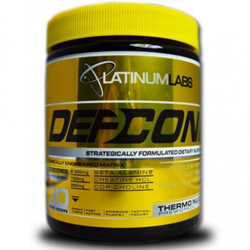 Фото Platinum Labs Defcon 1, предтренировочный комплекс