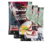 Каша Power Pro Femine с протеином