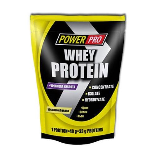 Фото Power Pro Whey Protein, протеин