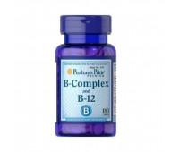 Puritans Pride Vitamin B-Complex And Vitamin B-12