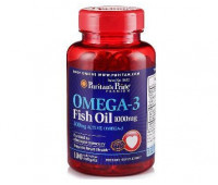 Puritans Fish Oil Omega 3