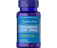Puritans Pride Hyaluronic Acid 100 mg