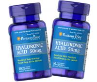 Puritans Pride Hyaluronic Acid 50 mg