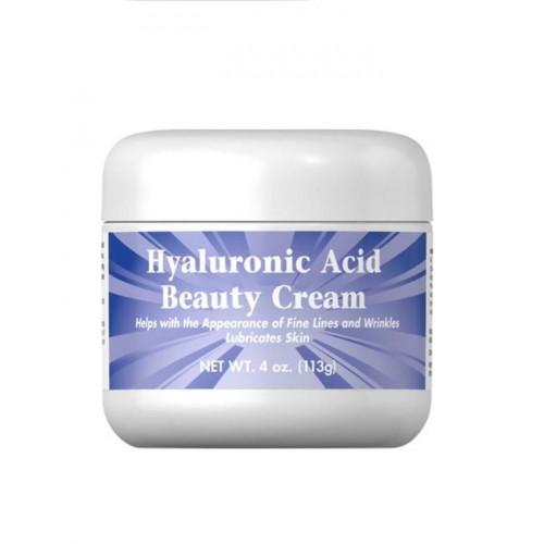 Фото Puritan's Pride Hyaluronic Acid Beauty Cream, гиалуроновая кислота