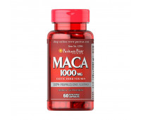 Puritans Pride Maca Exotic Herb for Men