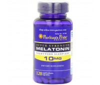 Puritans Melatonin 10 mg