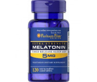 Puritans Pride	Melatonin 5 mg