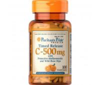 Puritans PrideVitamin C-500 mg