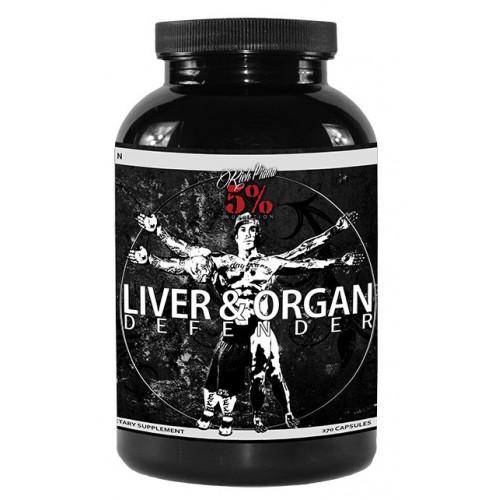 Фото RichPiana 5% Nutrition Liver And Organ, витамины и минералы