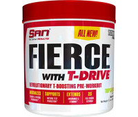SAN	Fierce with T-Drive