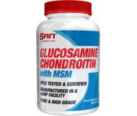 SAN	Glucosamine Chondroitin with MSM