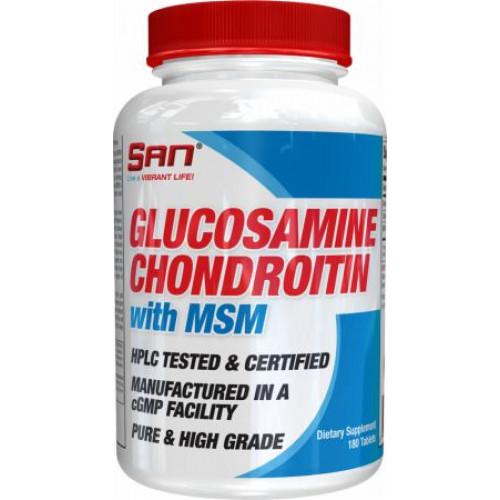 Фото SANGlucosamine Chondroitin with MSM