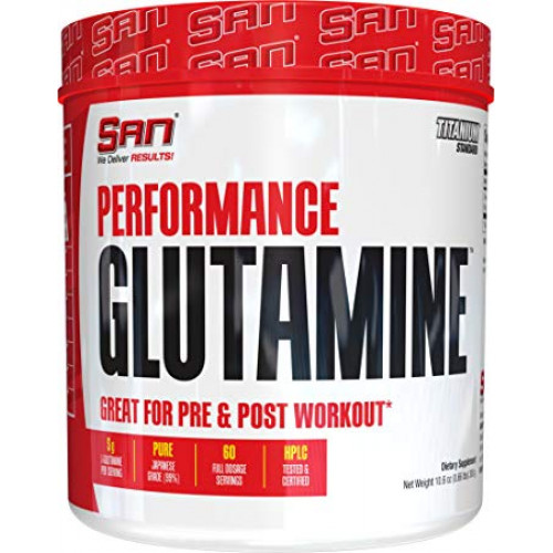 Фото SAN Performance Glutamine, глютамин