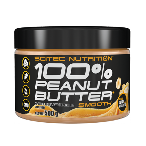 Фото Scitec Nutrition 100% Peanut Butter, арахисовая паста
