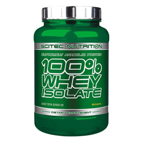 Фото Scitec Nutrition 100% Whey Isolate