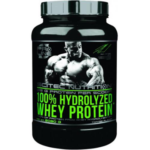 Фото Scitec Nutrition 100% Hydrolyzed Whey Protein