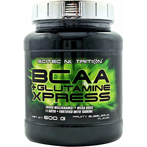 Фото Scitec Nutrition BCAA + Glutamine Xpress