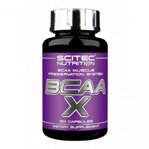 Фото Scitec Nutrition BCAA X, аминокислоты