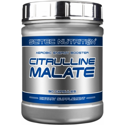 Фото Scitec Nutrition Citrulline Malate, цитруллин