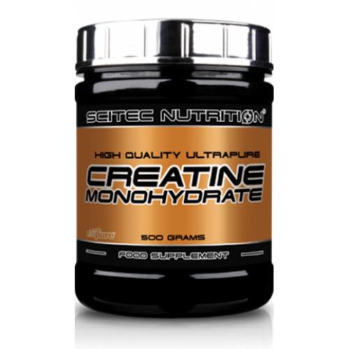 Фото Scitec Nutrition Creatine Monohydrate Ultrapure, креатин