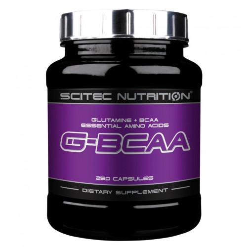 Фото Scitec Nutrition G-BCAA, аминокислоты