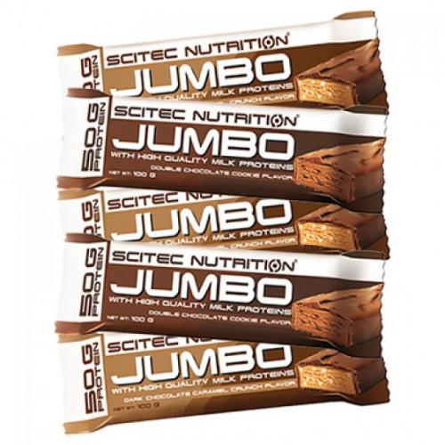 Фото Scitec Nutrition Jumbo bar, батончики