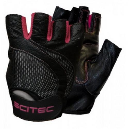 Фото Scitec Nutrition Pink Style, перчатки