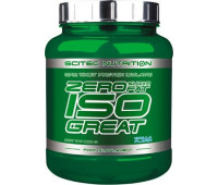 Scitec Nutrition Zero ISO Great
