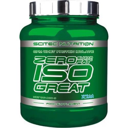 Фото Scitec Nutrition Zero ISO Great, протеин