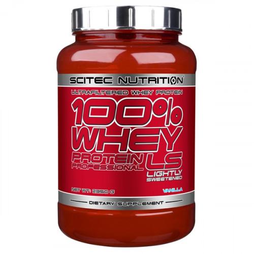 Фото Scitec Nutrition 100% Whey Protein Professional, сывороточный протеин