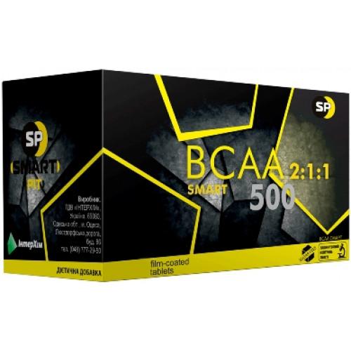 Фото Smart Pit BCAA Smart 500, аминокислоты BCAA