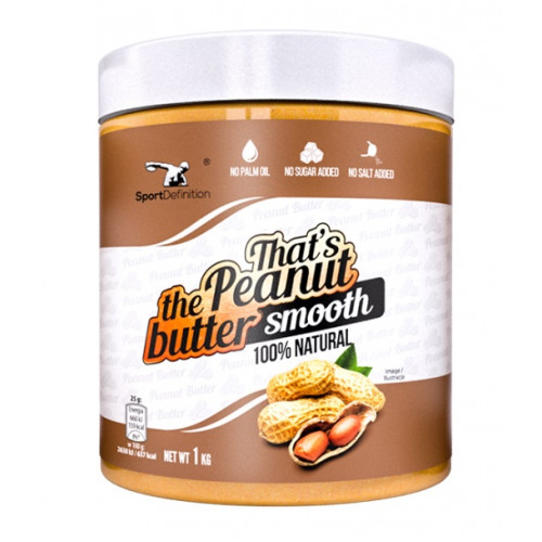 Фото Sport Definition That`s Peanut Butter, арахисовая паста