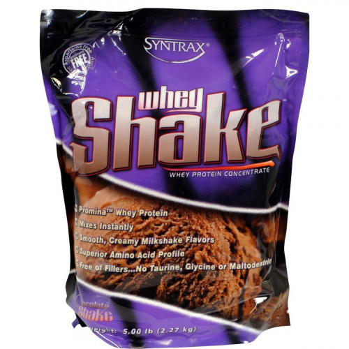 Фото Syntrax Whey Shake, Протеин
