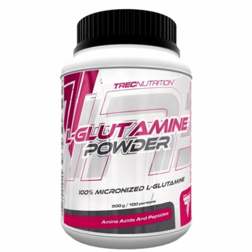Фото Trec nutrition L-Glutamine