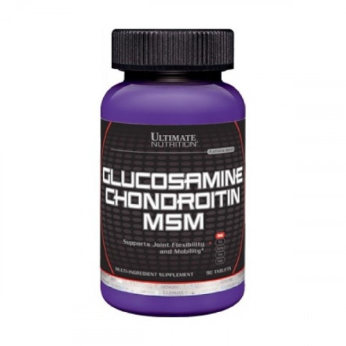 Фото Ultimate Nutrition Glucosamine Chondroitin MSM