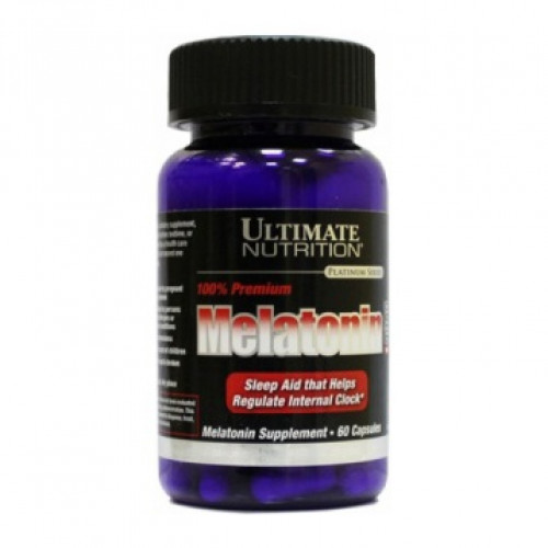 Фото Ultimate Nutrition Melatonin