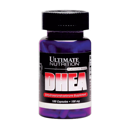 Фото Ultimate Nutrition DHEA 100 mg