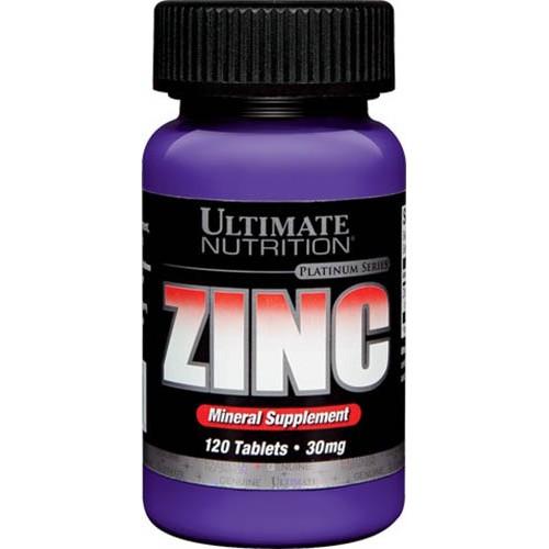 Фото Ultimate Nutrition Zinc 30 mg, цинк