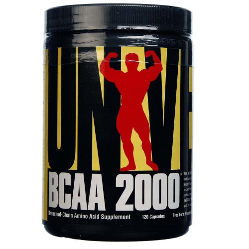 Фото Universal Nutrition BCAA 2000, незаменимые аминокислоты