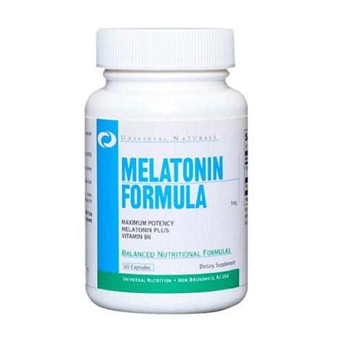 Фото Мелатонин Universal Nutrition Melatonin 5