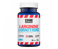 UNS L-Arginine and L-Ornithine