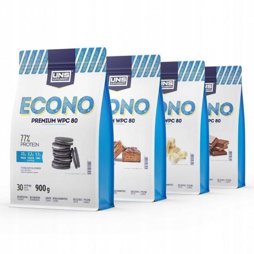 Фото UNS Econo Premium WPC 80, сывороточный протеин
