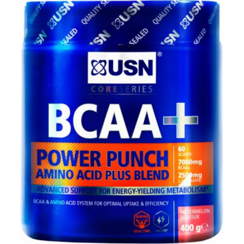 Фото USN, BCAA Power Punch, аминокислоты